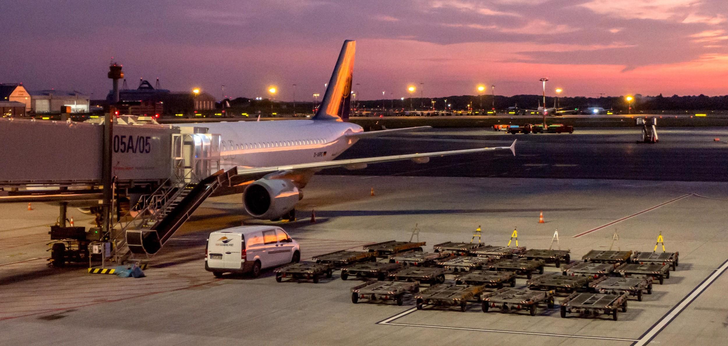 Hospitality Consulting Flughafendirektion Hamburg