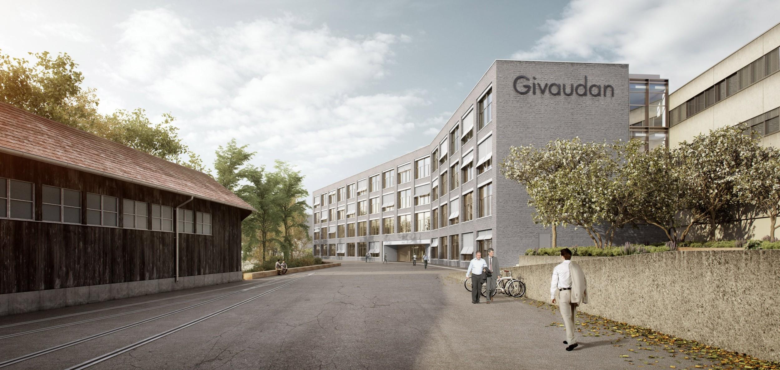 Hospitality Consulting Givaudan Dübendorf