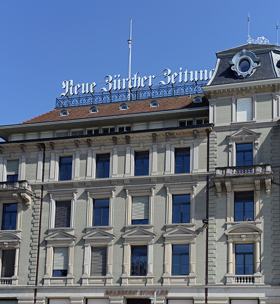 Hospitality Consulting NZZ Zürich